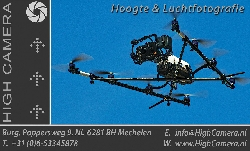Afbeelding › HIGH CAMERA Hoogte & Luchtfotografie